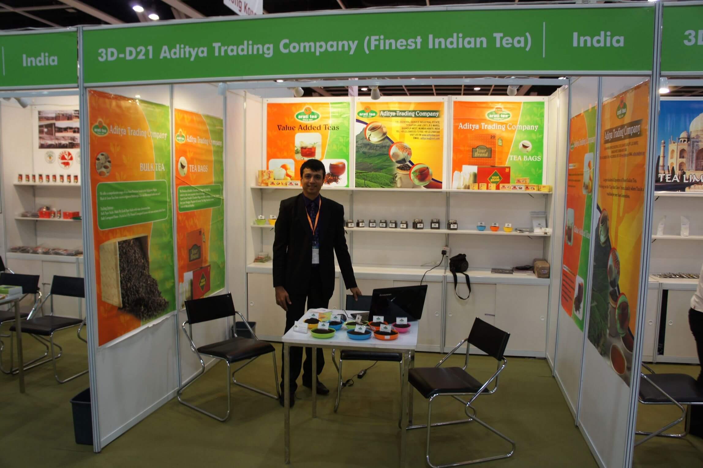 Hong Kong International Tea Fair - Hong Kong - 2011 a