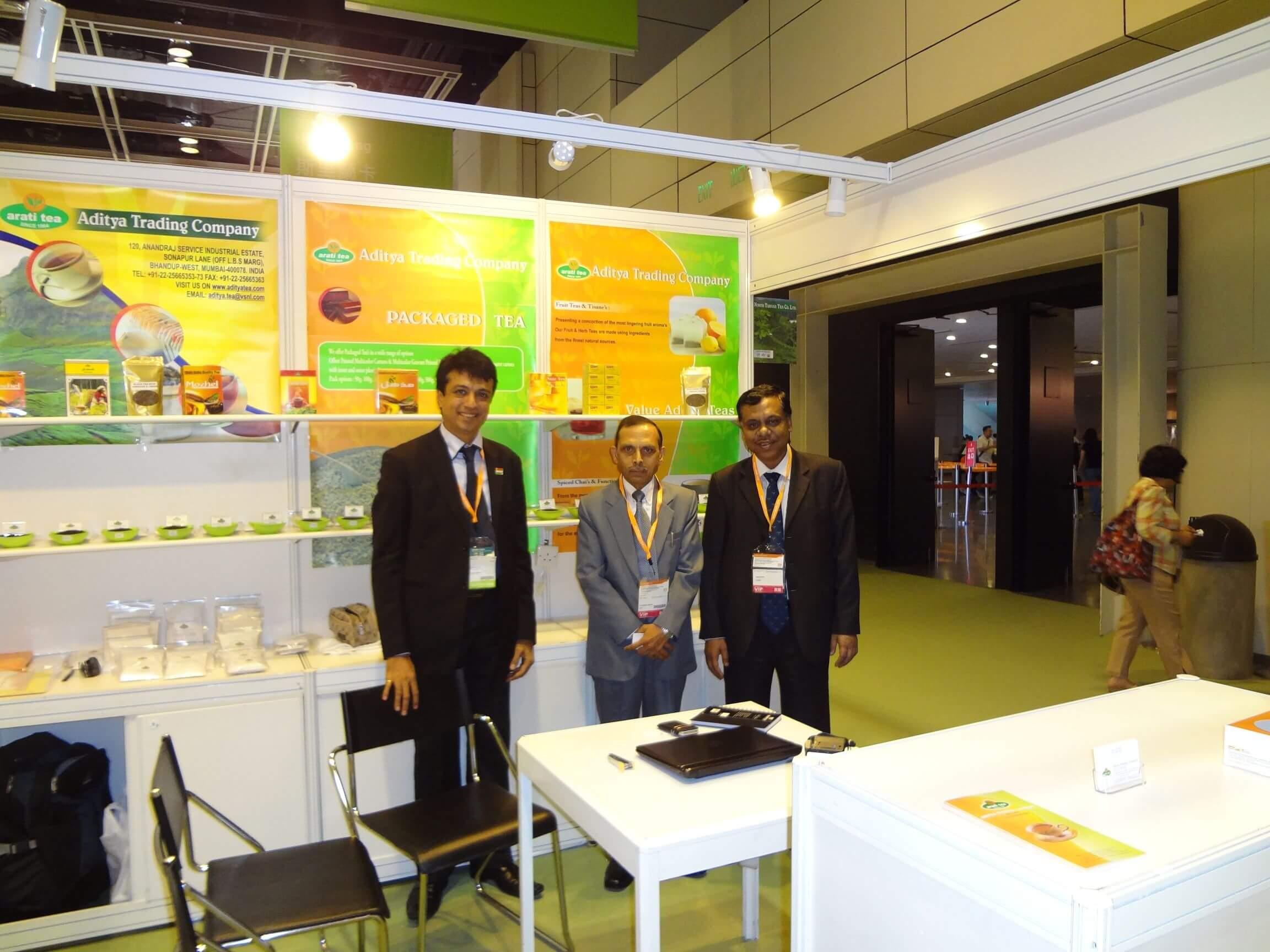 Hong Kong International Tea Fair - Hong Kong - 2012