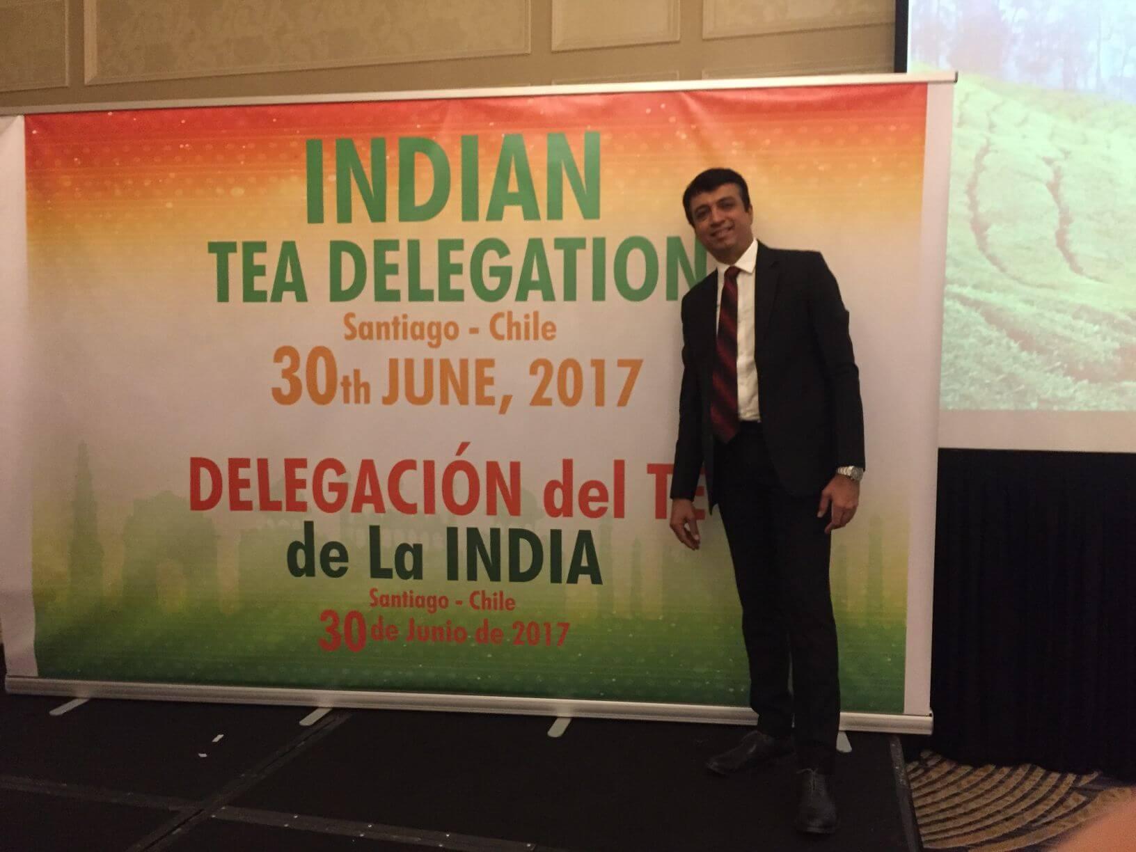 Tea Delegation - 2017 - Chile